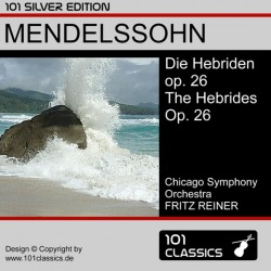 """MENDELSSOHN Ouvertüre \""""Die..."""