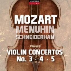 MOZART Violinkonzerte Nr. 3...