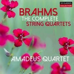 BRAHMS Die Streichquartette...