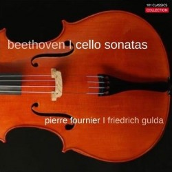BEETHOVEN Cello-Sonaten Nr....