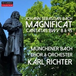 BACH Magnificat BWV 243,...