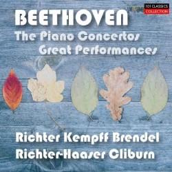 BEETHOVEN Klavierkonzerte -...