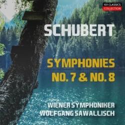 SCHUBERT Sinfonien Nr. 7 D...