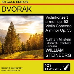 DVORAK Violinkonzert a-moll...