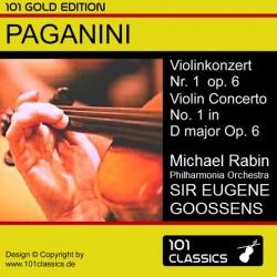 PAGANINI Violinkonzert Nr....