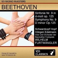 BEETHOVEN Sinfonie Nr. 9...