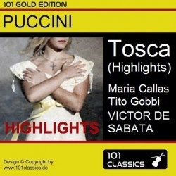 PUCCINI Tosca (Highlights)...