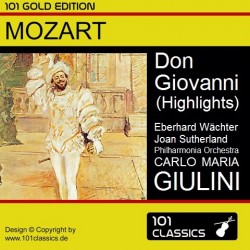 MOZART Don Giovanni...