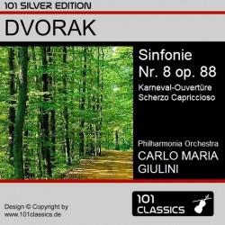 DVORAK Sinfonie Nr. 8 in...