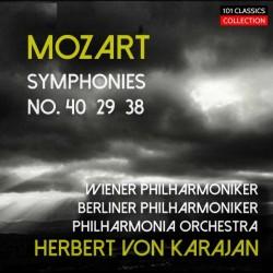 MOZART Sinfonie Nr. 40 in...