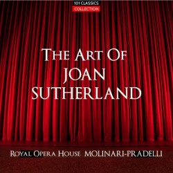 THE ART OF JOAN SUTHERLAND...