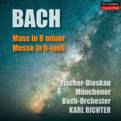 BACH Messe in h-moll  BWV...