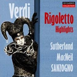 VERDI Rigoletto...