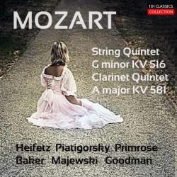MOZART Streichquintett KV...