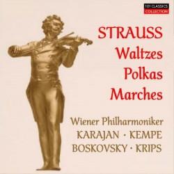 STRAUSS Walzer, Polkas,...
