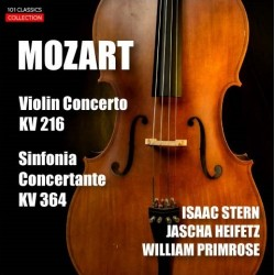 MOZART Violinkonzert Nr. 3...