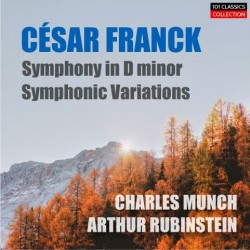 FRANCK Sinfonie in d-moll &...
