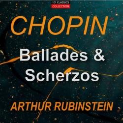 CHOPIN Balladen & Scherzi...