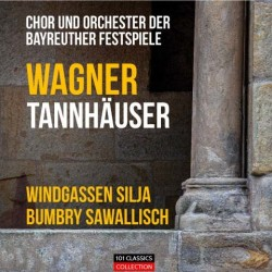 copy of WAGNER Tannhäuser...