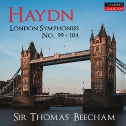 HAYDN Londoner Sinfonien,...