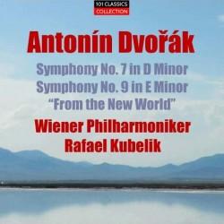 DVORAK Sinfonien Nr. 7 &...