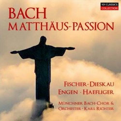 BACH Matthäus-Passion BWV...