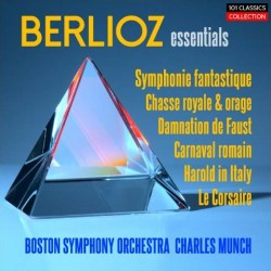 BERLIOZ - The Essentials:...