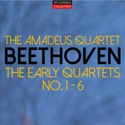 BEETHOVEN Streichquartette...