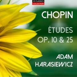 CHOPIN 24 Etüden op. 10 &...
