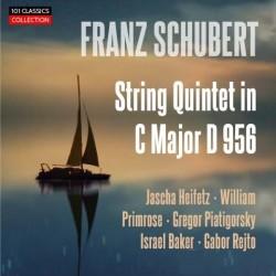 SCHUBERT Streichquintett in...