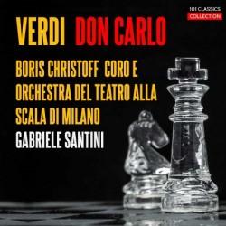 VERDI Don Carlo...