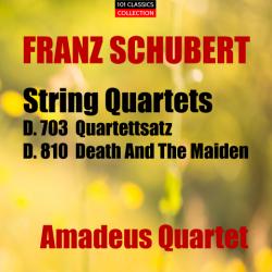 SCHUBERT Streichquartett...
