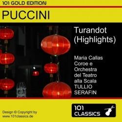 PUCCINI Turandot...