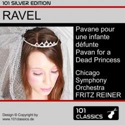 RAVEL Pavane pour une...
