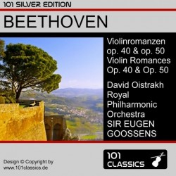 BEETHOVEN Violinromanzen...