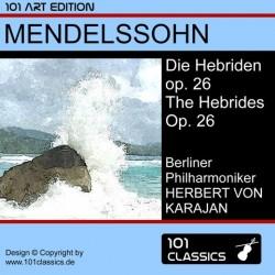 """MENDELSSOHN Ouvertüre """"Die..."""