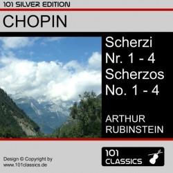 CHOPIN Scherzi Nr. 1-4 -...