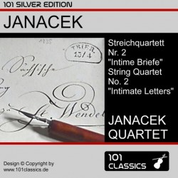 JANACEK Streichquartett Nr....