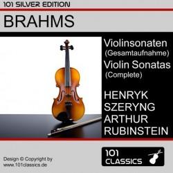 BRAHMS Violinsonaten...