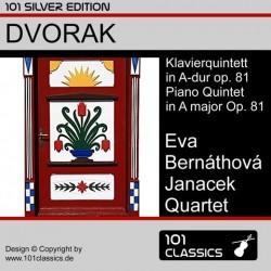 DVORAK Klavierquintett in...