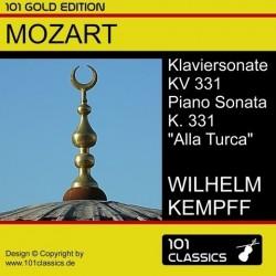 MOZART Klaviersonate Nr. 11...