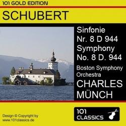 SCHUBERT Sinfonie Nr. 8 in...