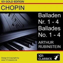 CHOPIN Balladen Nr. 1 - 4 -...