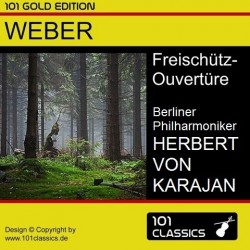 WEBER Freischütz-Ouvertüre...