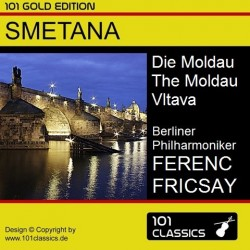 SMETANA Die Moldau:...