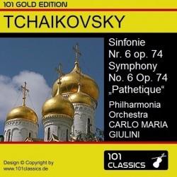 TSCHAIKOWSKY Sinfonie Nr. 6...